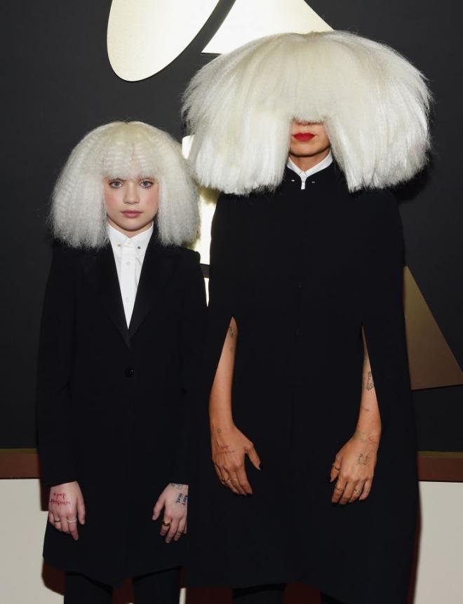 Sia & Maddie Ziegler