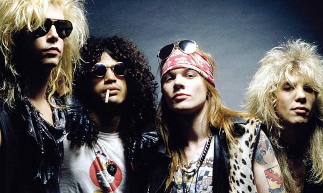 Οι Guns N' Roses ήταν αρκετά άξεστοι, ολίγον επιθετικοί και πολύ μισογύνεις, η τουλάχιστον έτσι έμοιαζαν.