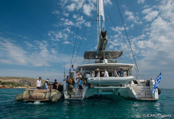 HMRT 2017 VIP boat