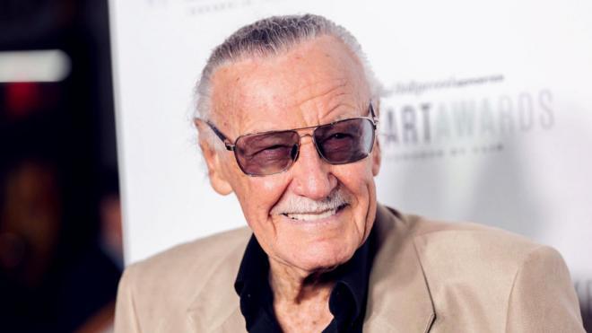 Έφυγε» από τη ζωή ο Stan Lee 65a65efd57f