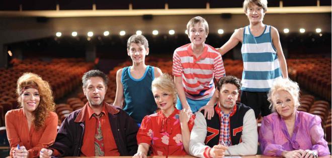 Billy Eliot στο θέατρο Παλλάς