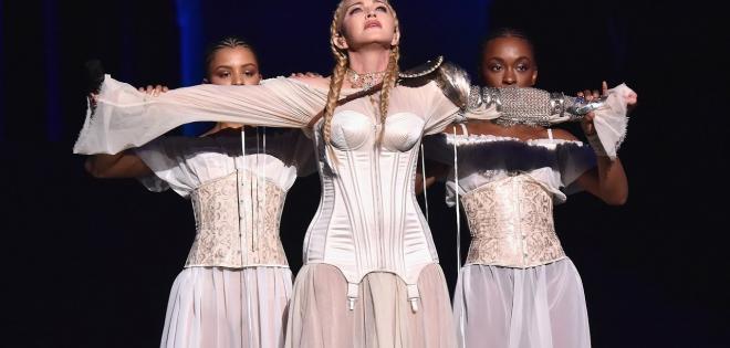 Madonna Met Gala 2018